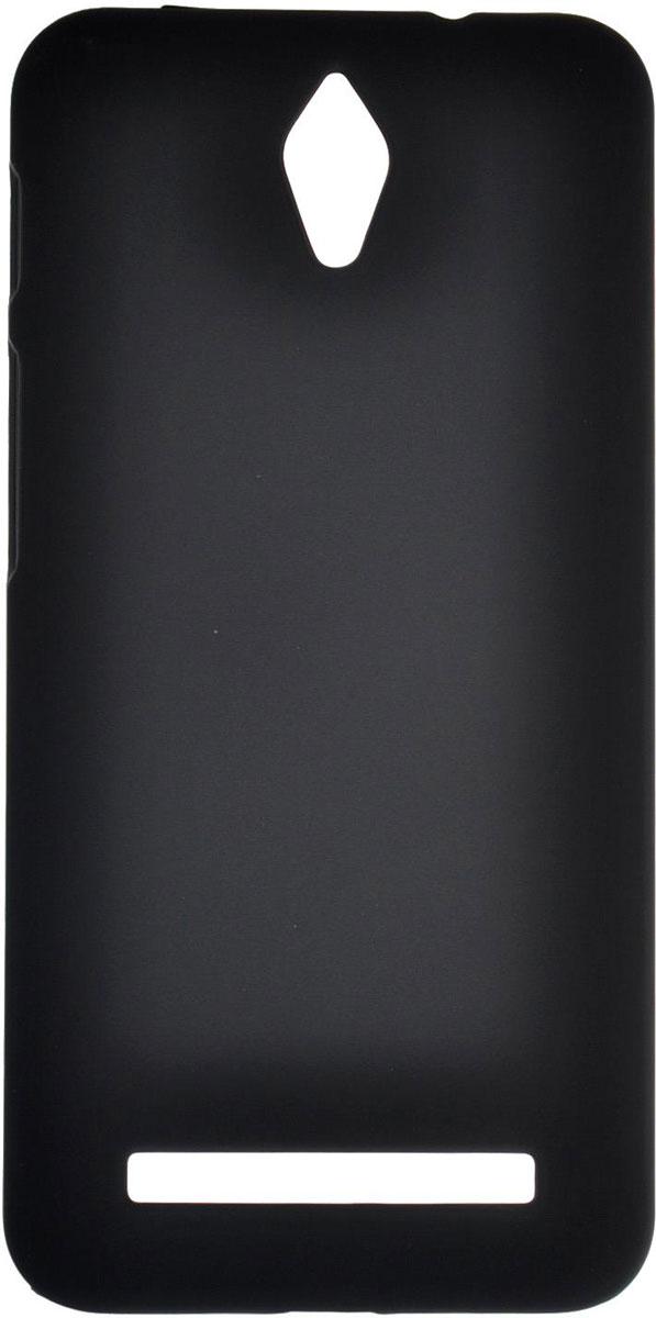 Skinbox 4People чехол для Asus Zenfone C (ZC451CG), Black skinbox 4people чехол для asus zenfone go zc451tg black