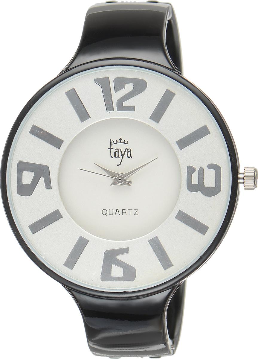 Часы наручные женские Taya, цвет: черный. T-W-0454 все цены
