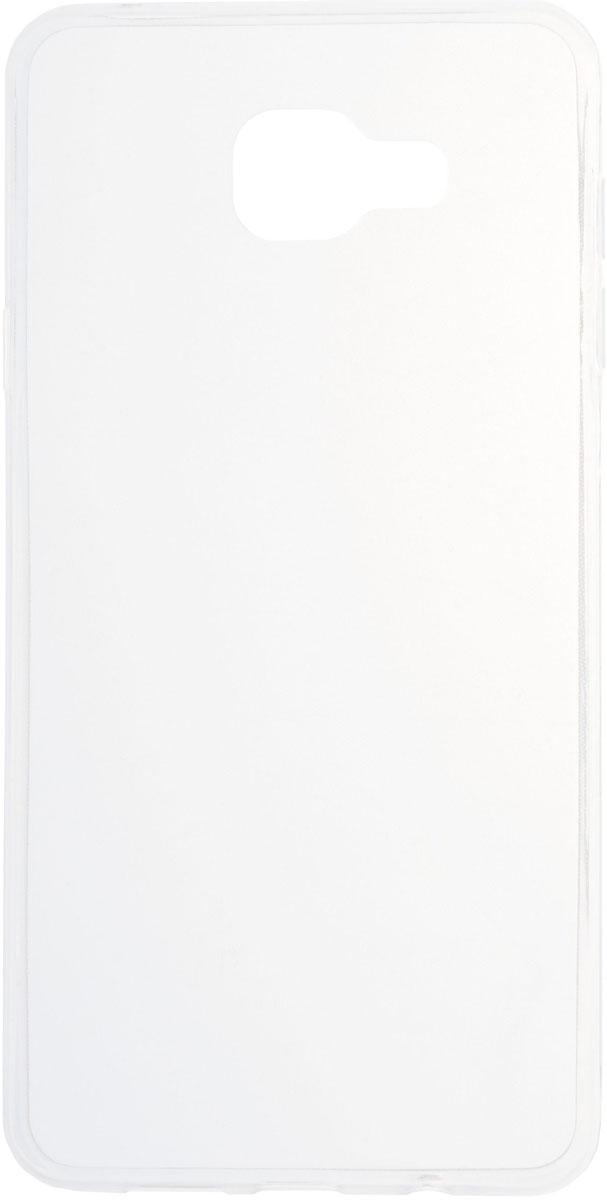 все цены на Skinbox Slim Silicone чехол для Samsung Galaxy A7 (2016), Transparent онлайн