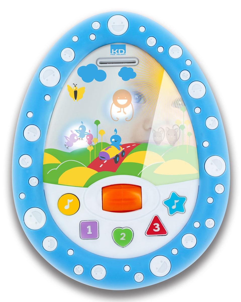 купить Kidz Delight Развивающая игрушка Мое первое электронное зеркальце по цене 1122 рублей