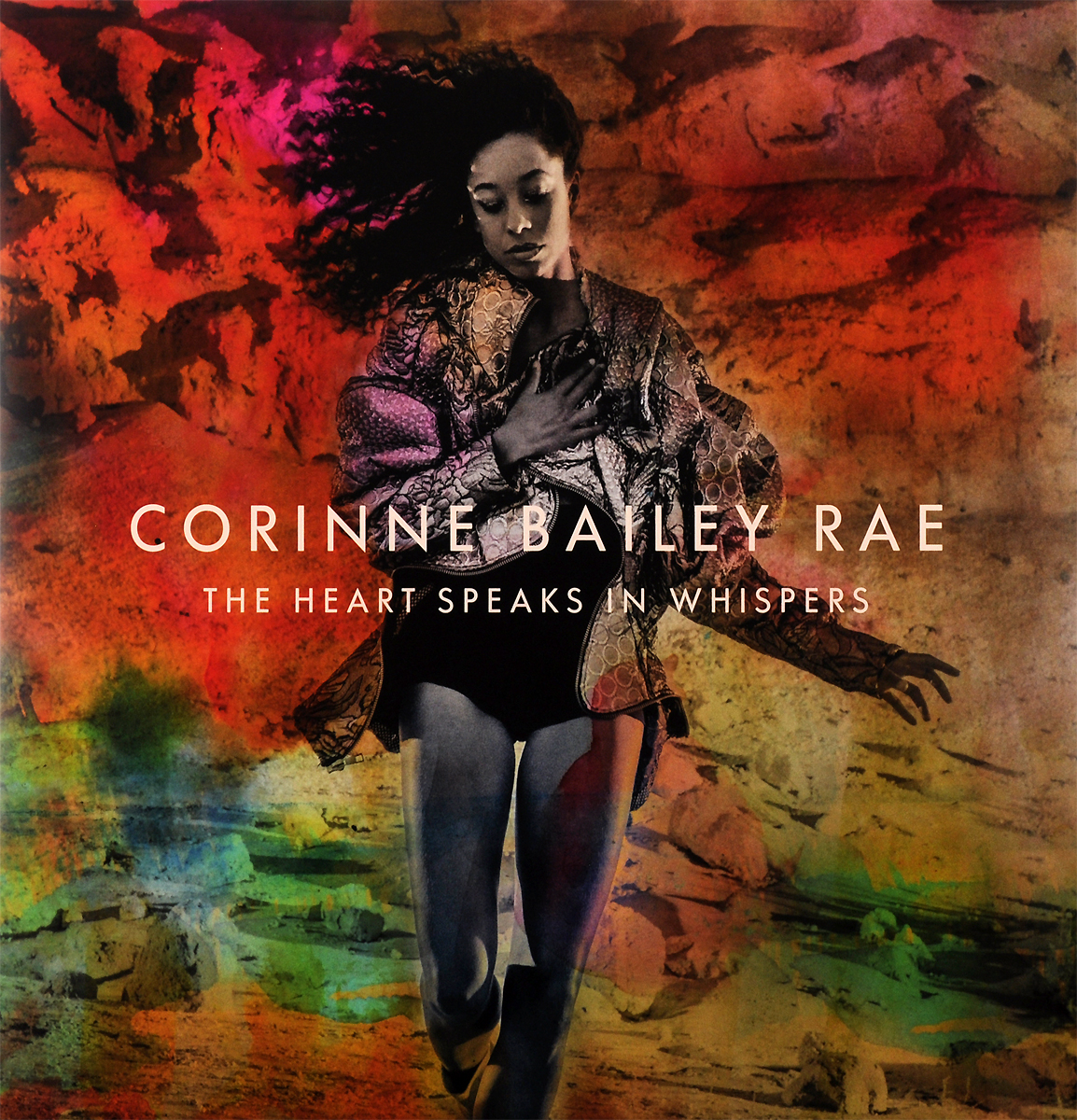 Коринн Бэйли Рэй Corinne Bailey Rae. The Heart Speaks In Whispers (2 LP) недорого