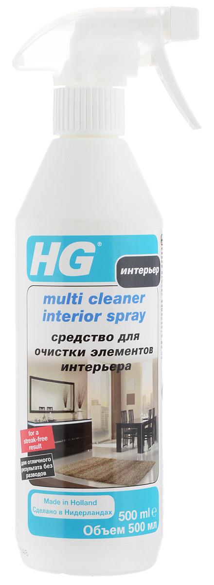Средство для очистки элементов интерьера