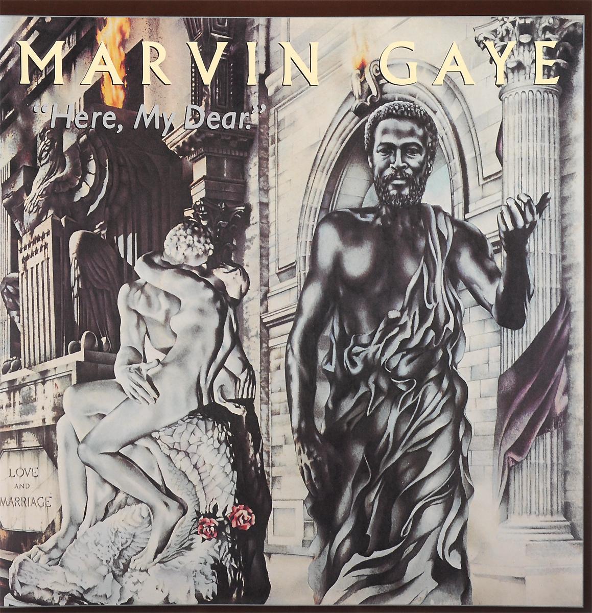 Марвин Гэй Marvin Gaye. Here, My Dear (2 LP) бюстгальтер 3 4 350pcs 1345usd dear aren