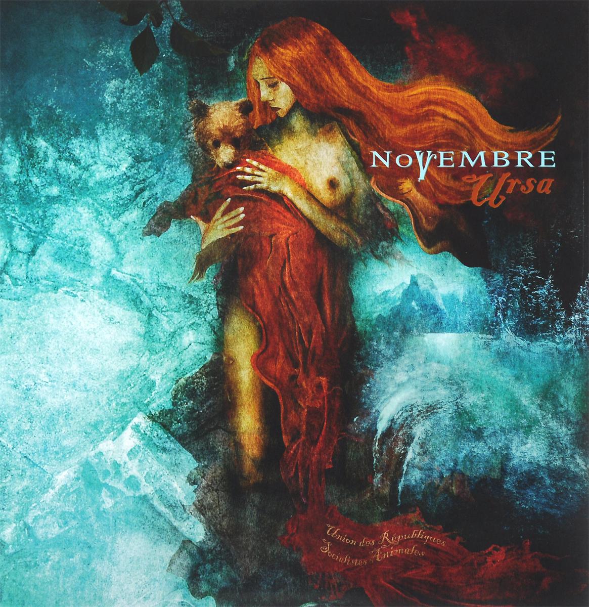 Novembre Novembre. Ursa (2 LP) novembre novembre ursa