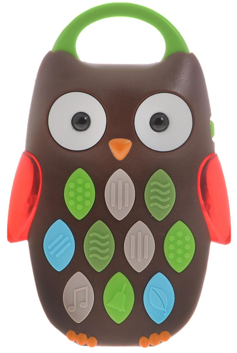 цены на Skip Hop Развивающая игрушка Телефон-сова  в интернет-магазинах
