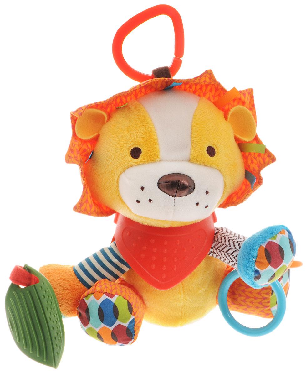Skip Hop Развивающая игрушка-подвеска Лев