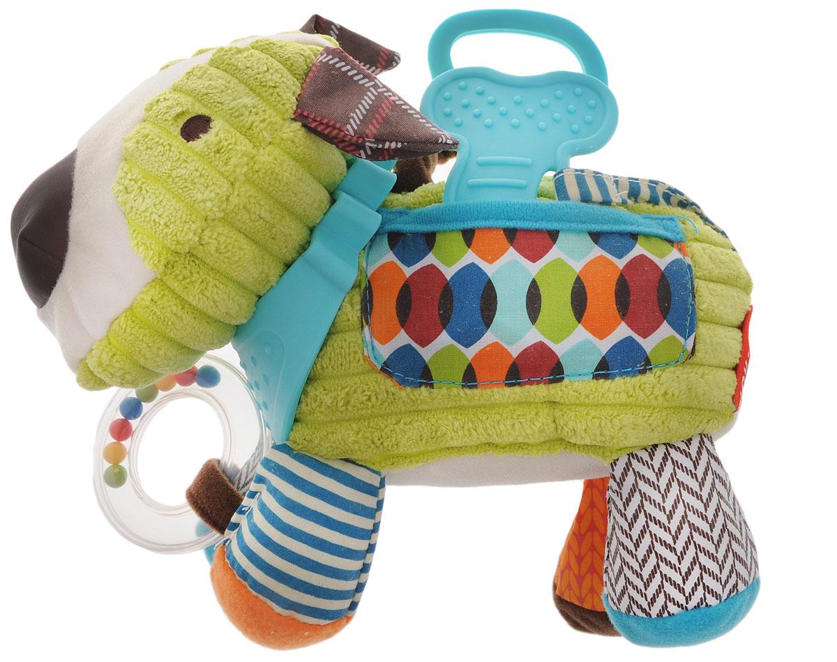 Skip Hop Развивающая игрушка-подвеска Щенок