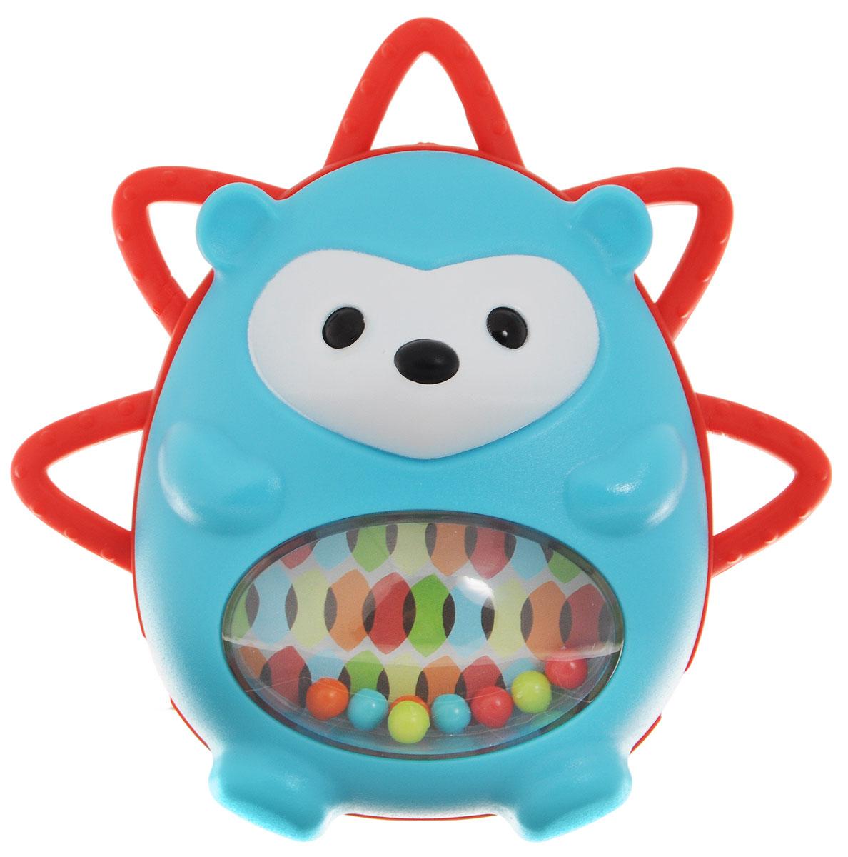 цены на Skip Hop Развивающая игрушка-погремушка Ежик с сюрпризом  в интернет-магазинах