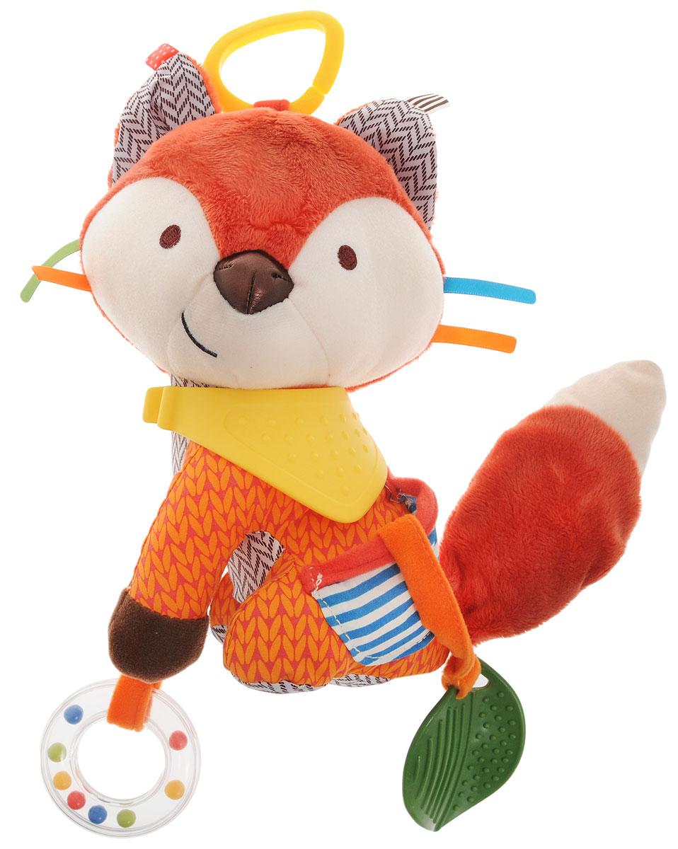 Skip Hop Развивающая игрушка-подвеска Лиса