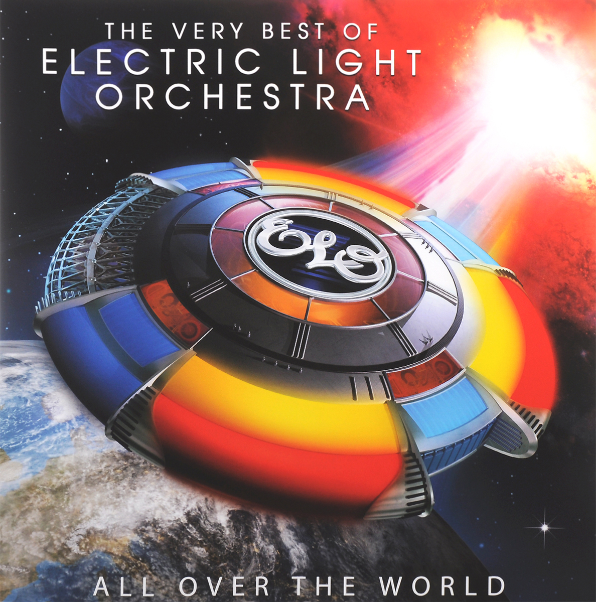 Electric Light Orchestra Electric Light Orchestra. The Very Best Of Electric Light Orchestra. All Over The World (2 LP) electric light orchestra electric light orchestra a new world record 2016 black vinyl version 180 gr