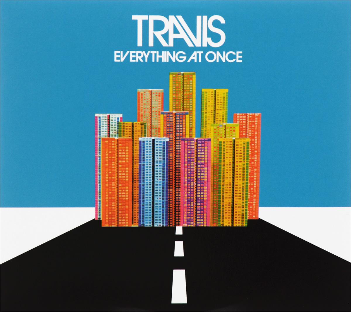 Travis Travis. Everything At Once (CD + DVD) jordan travis list бордюр 45x500 мм