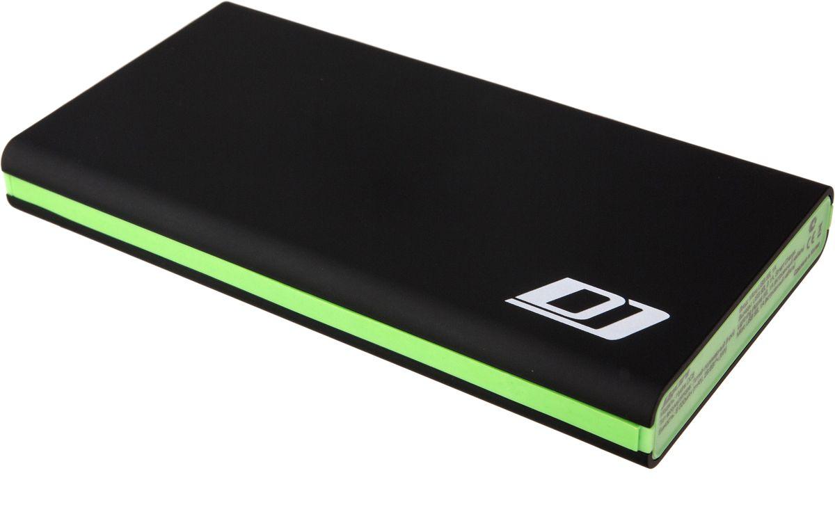 Фото - DigiCare Hydra DC8, Black Green внешний аккумулятор (8000 мАч) аккумулятор