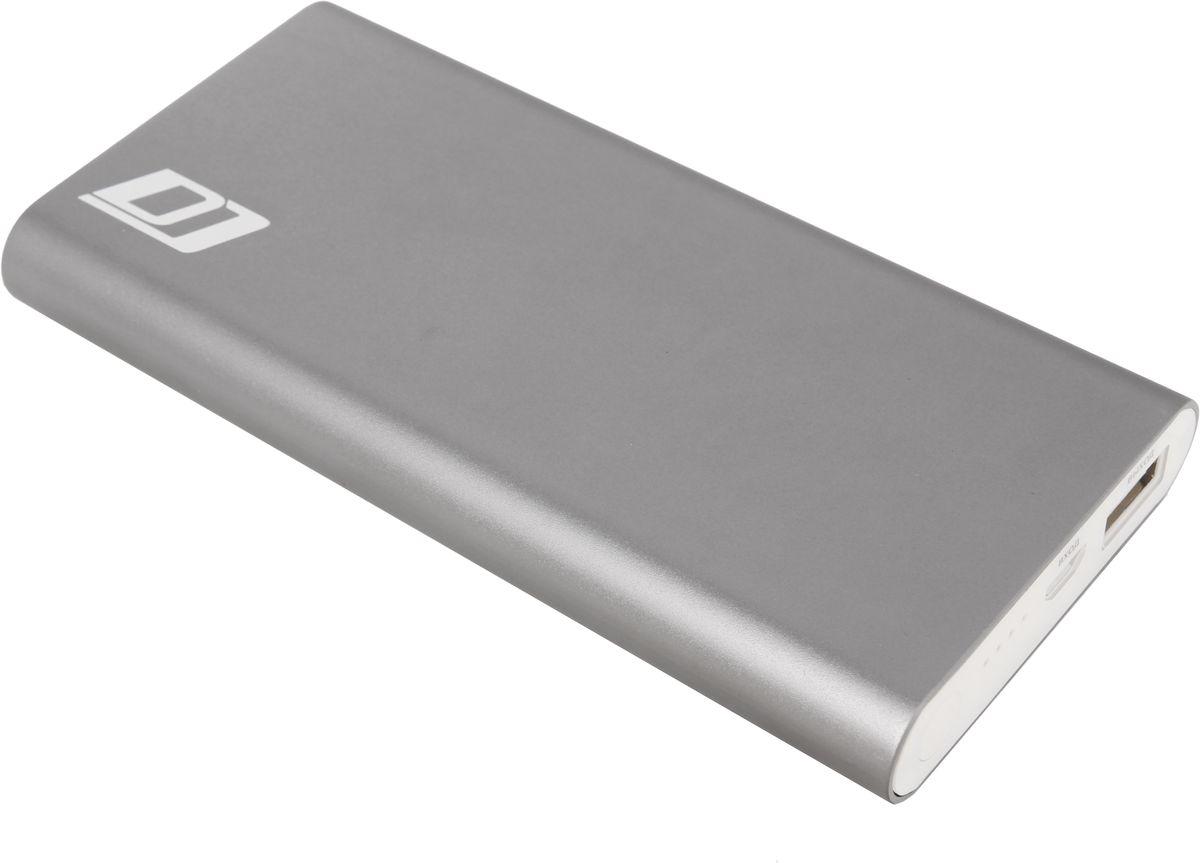 DigiCare Hydra DM5, Grey внешний аккумулятор (5000 мАч) аккумулятор