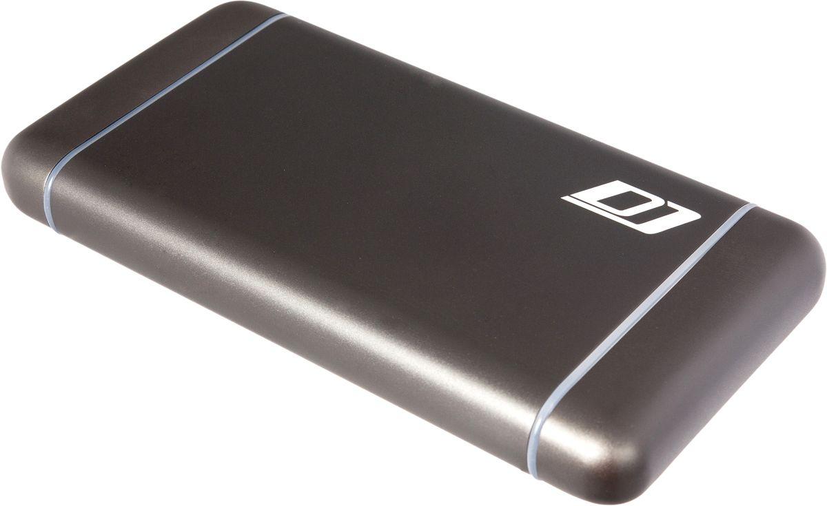 Фото - DigiCare Hydra MA10, Grey внешний аккумулятор (10000 мАч) аккумулятор