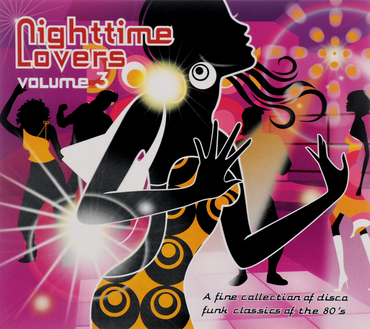 "Nighttime Lovers. Volume 3. Mercy Mercy,""The Horn Section (T.H.S.)"",""Active Force"",Felicity,""One On One"",""Hypnotic"",""The Brothers Johnson"",Simplicious,""Enchantment"",""Scram"""