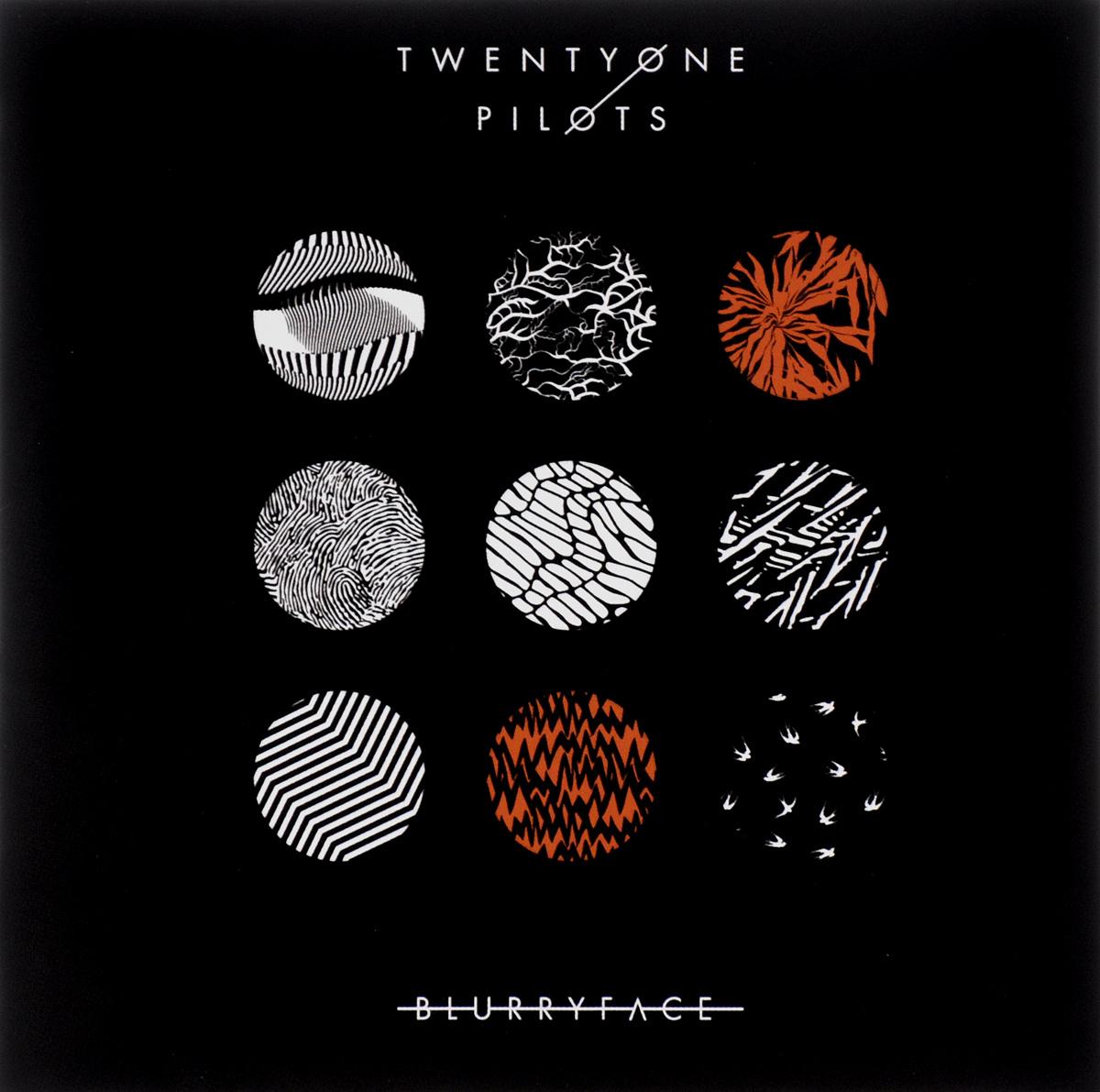 Twenty One Pilots Twenty One Pilots: Blurryface twenty one pilots twenty one pilots blurryface 2 lp