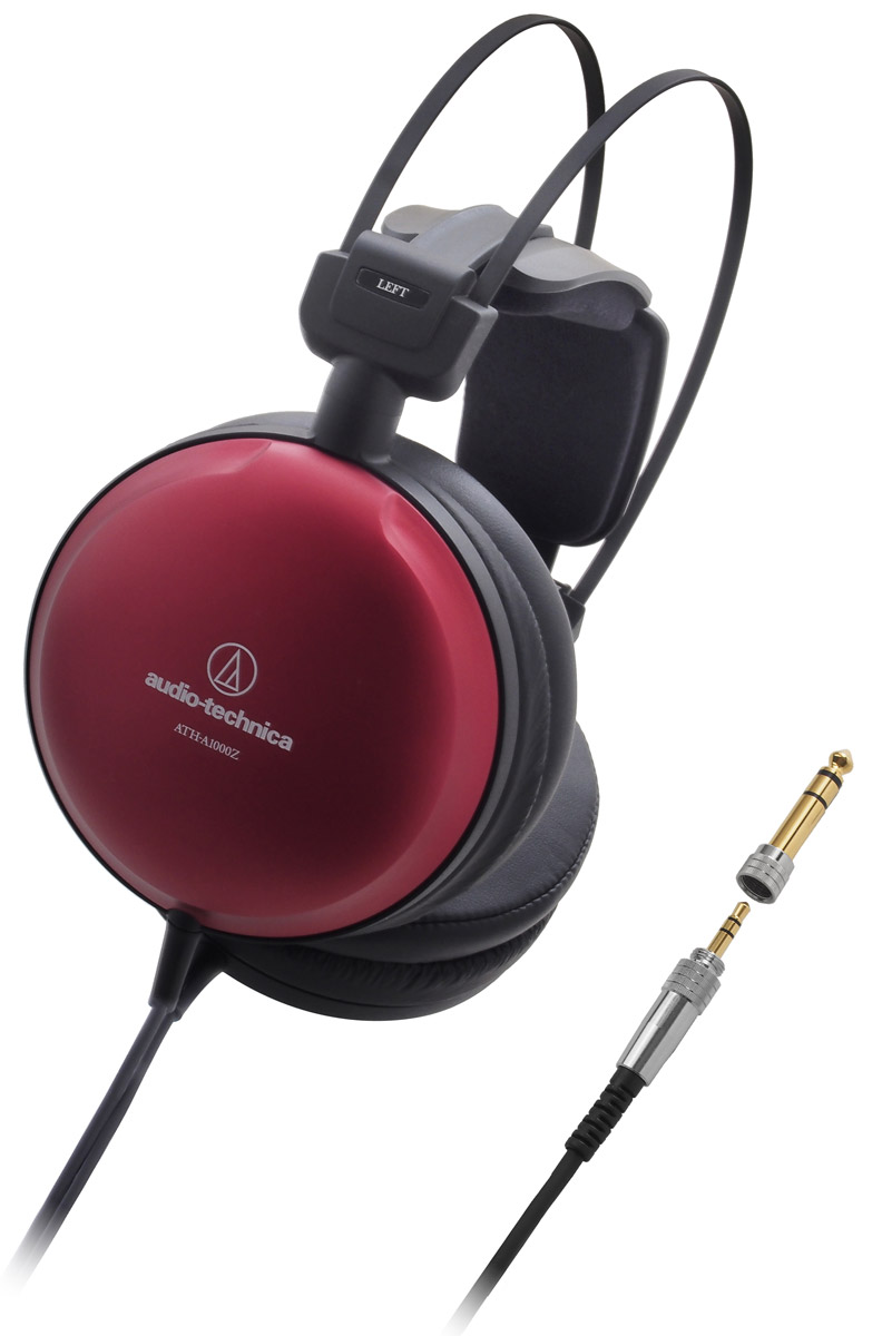 Audio-Technica ATH-A1000Z наушники журнал what hi fi monitor audio