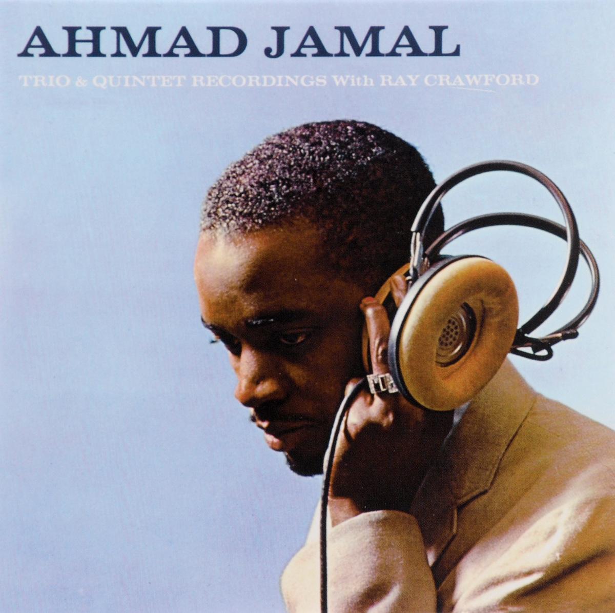 Ahmad Jamal Trio & Quintet Recordings With Ray Crawford (2 CD) jamal rev 30 lgos men