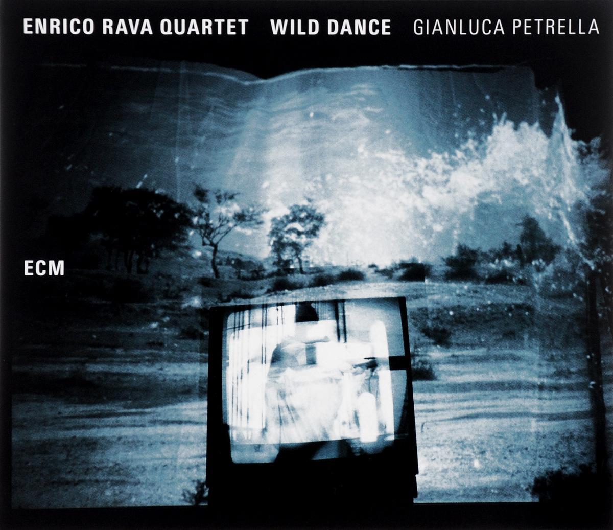 Жанлюка Петрелла,Enrico Rava Quartet Enrico Quartet, Gianluca Petrella. Wild Dance