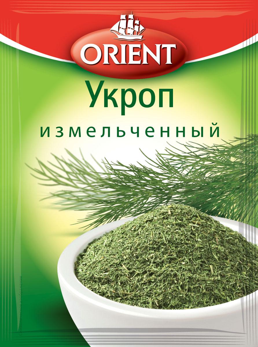 Orient Укроп измельченный, 7 г kotanyi укроп измельченный 11 г