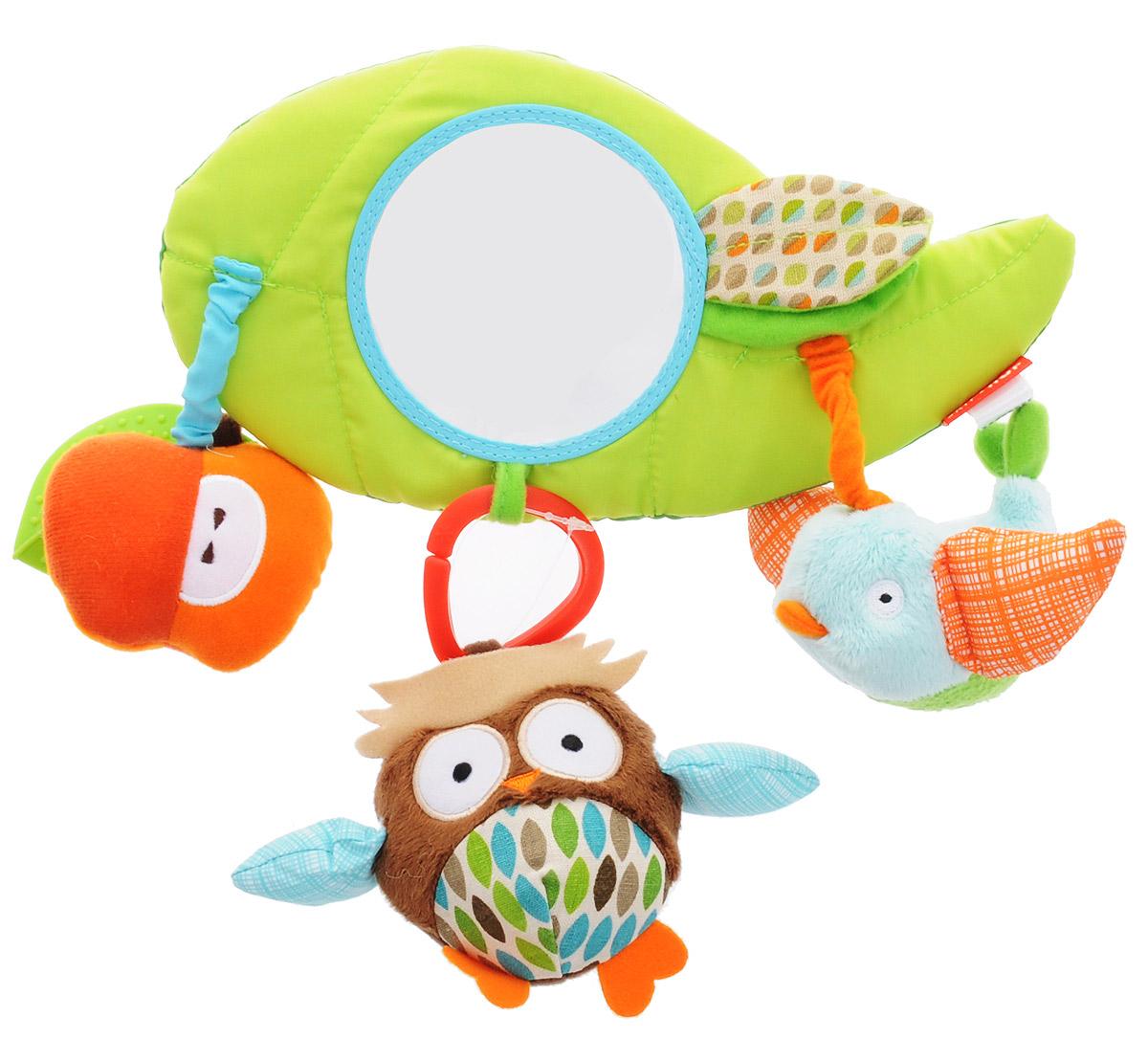 Skip Hop Развивающая игрушка-подвеска на коляску Друзья