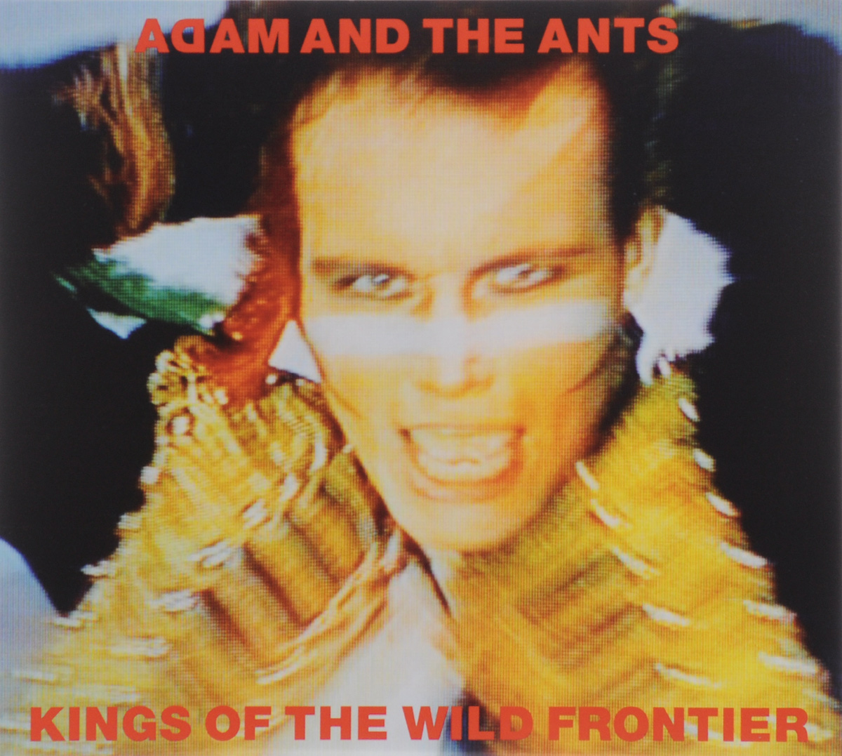 Adam And The Ants Adam And The Ants. Kings Of The Wild Frontier (2 CD) adolphe adam le toreador