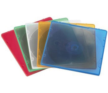 Коробка для CD Hama H-11712 Slim (20 шт) коробка hama для 2 cd прозрачный 5шт h 44752