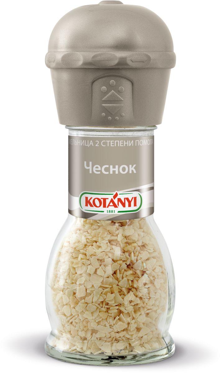 Kotanyi Чеснок, 48 г ароматизатор чеснок для рыбалки