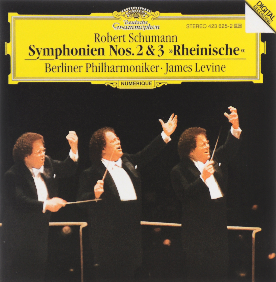 Роберт Шуман Robert Schumann. Symphonies Nos. 2 & 3 Rheinische м московский 3 арабески op 61 3 arabesques op 61