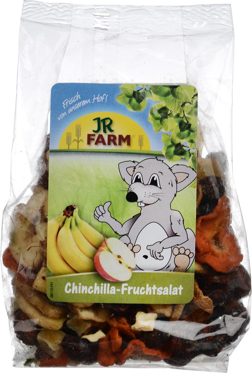 """Лакомство для шиншилл JR Farm """"Фруктовый салат"""", 125 г"""
