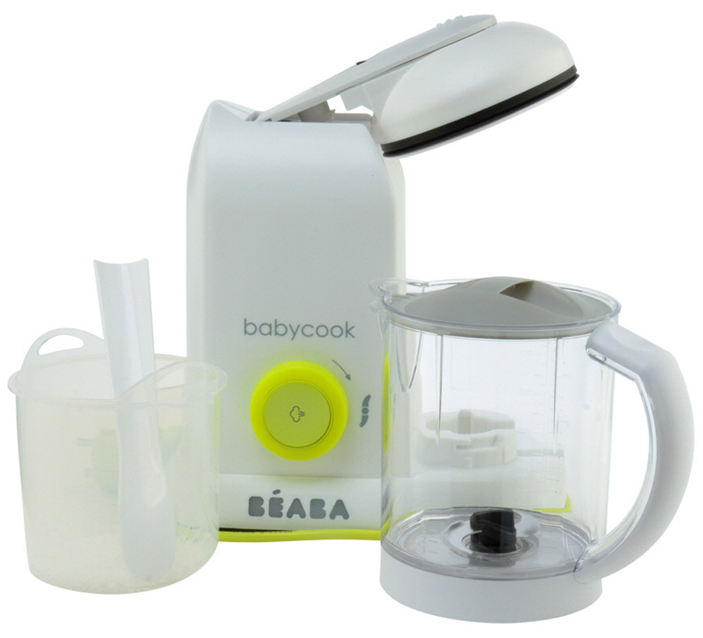 Beaba Блендер-пароварка Babycook Neon