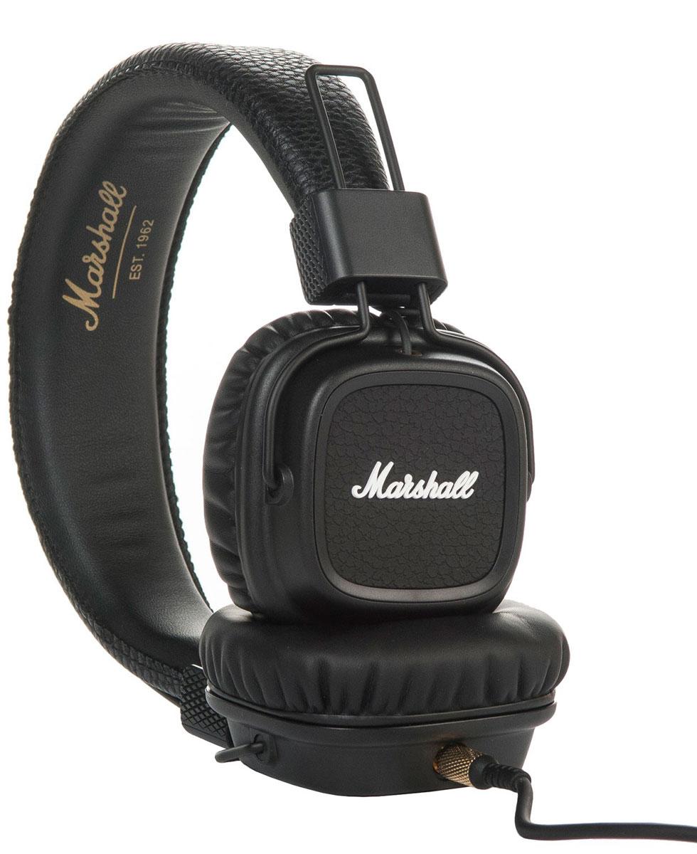 Marshall Major II, Black наушники Уцененный товар (№21)