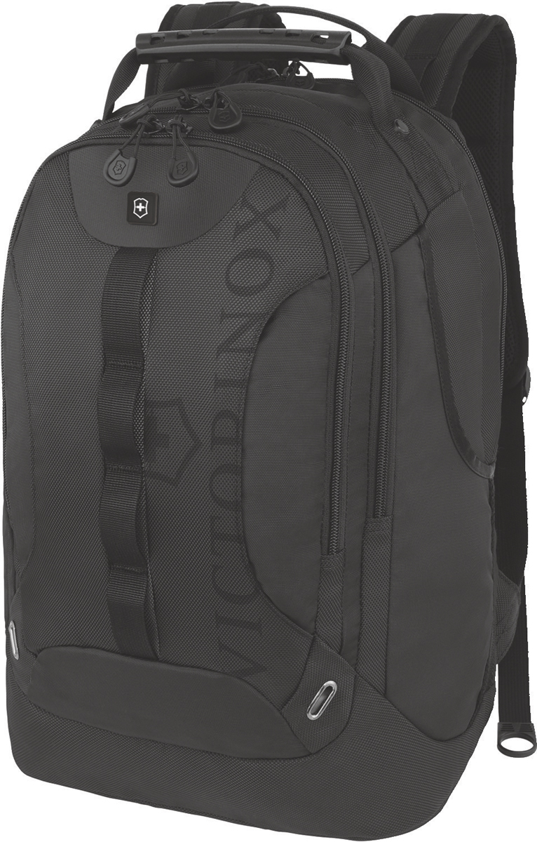 Рюкзак Victorinox VX Sport Trooper, 31105301, черный, 28 л цена и фото