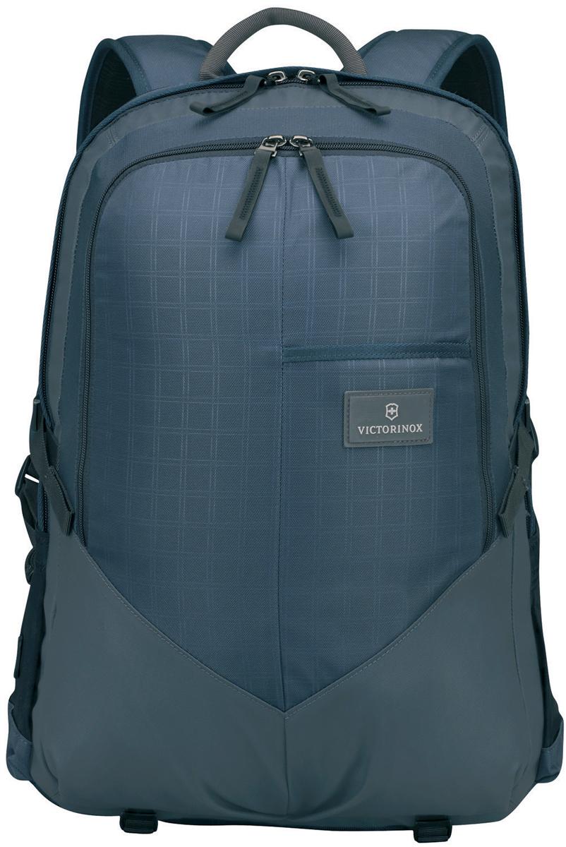 Рюкзак Victorinox Altmont 3.0. Deluxe Backpack, 30 л, цвет: синий. 32388009 + ПОДАРОК: нож-брелок Escort рюкзак victorinox altmont 3 0 deluxe backpack 17 цвет синий 32388009