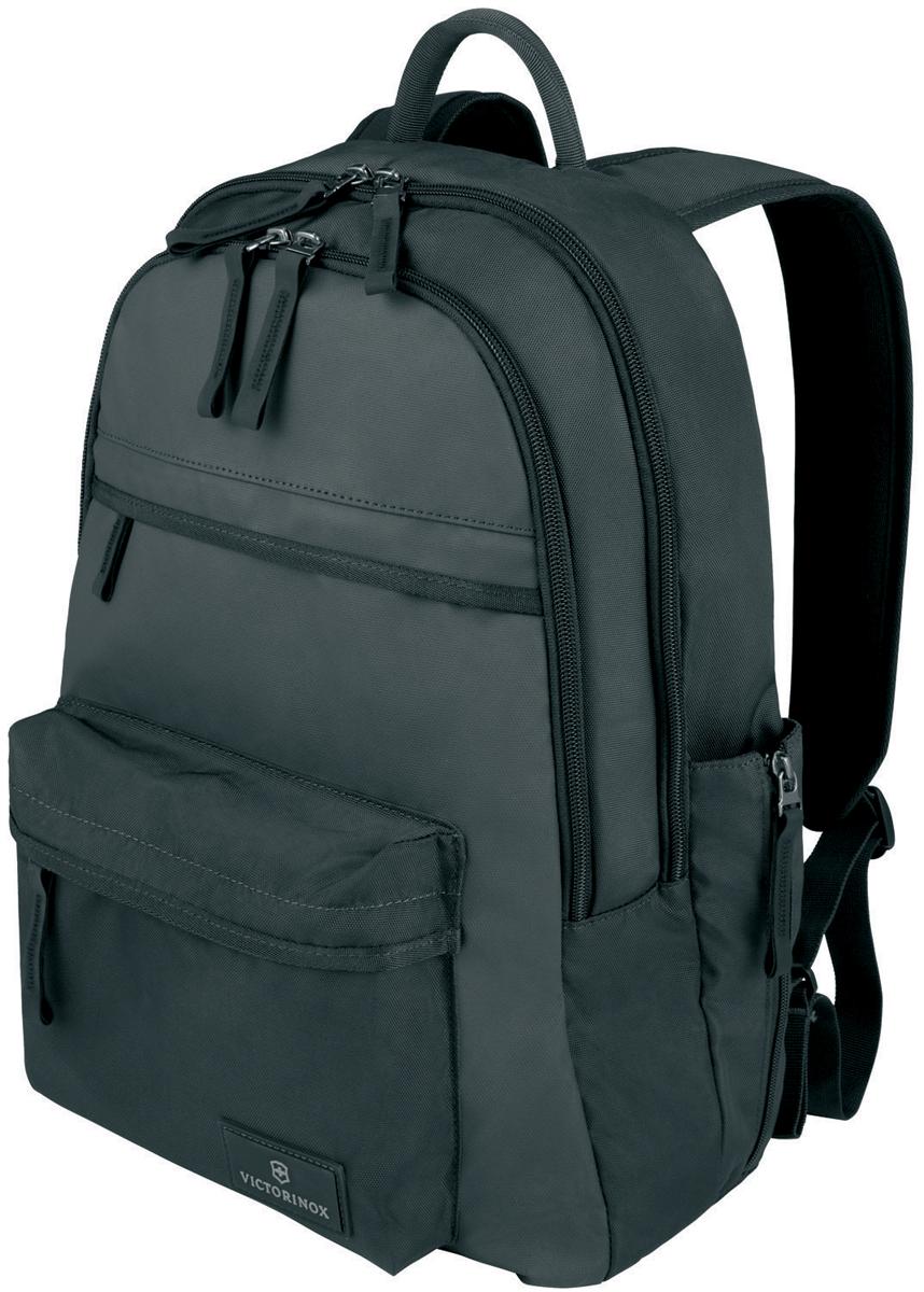 Рюкзак Victorinox Altmont 3.0. Standard Backpack, 20 л, цвет: черный. 32388401 + ПОДАРОК: нож-брелок Escort цена