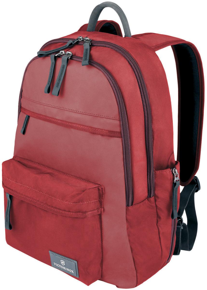 Рюкзак Victorinox Altmont 3.0. Standard Backpack, 20 л, цвет: красный. 32388403 + ПОДАРОК: нож-брелок Escort цена