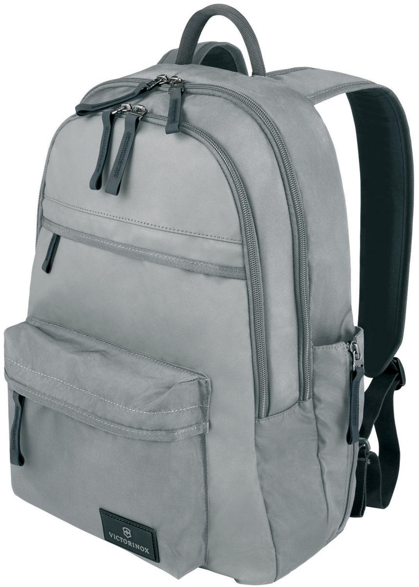 Рюкзак Victorinox Altmont 3.0. Standard Backpack, 20 л, цвет: серый. 32388404 + ПОДАРОК: нож-брелок Escort цена