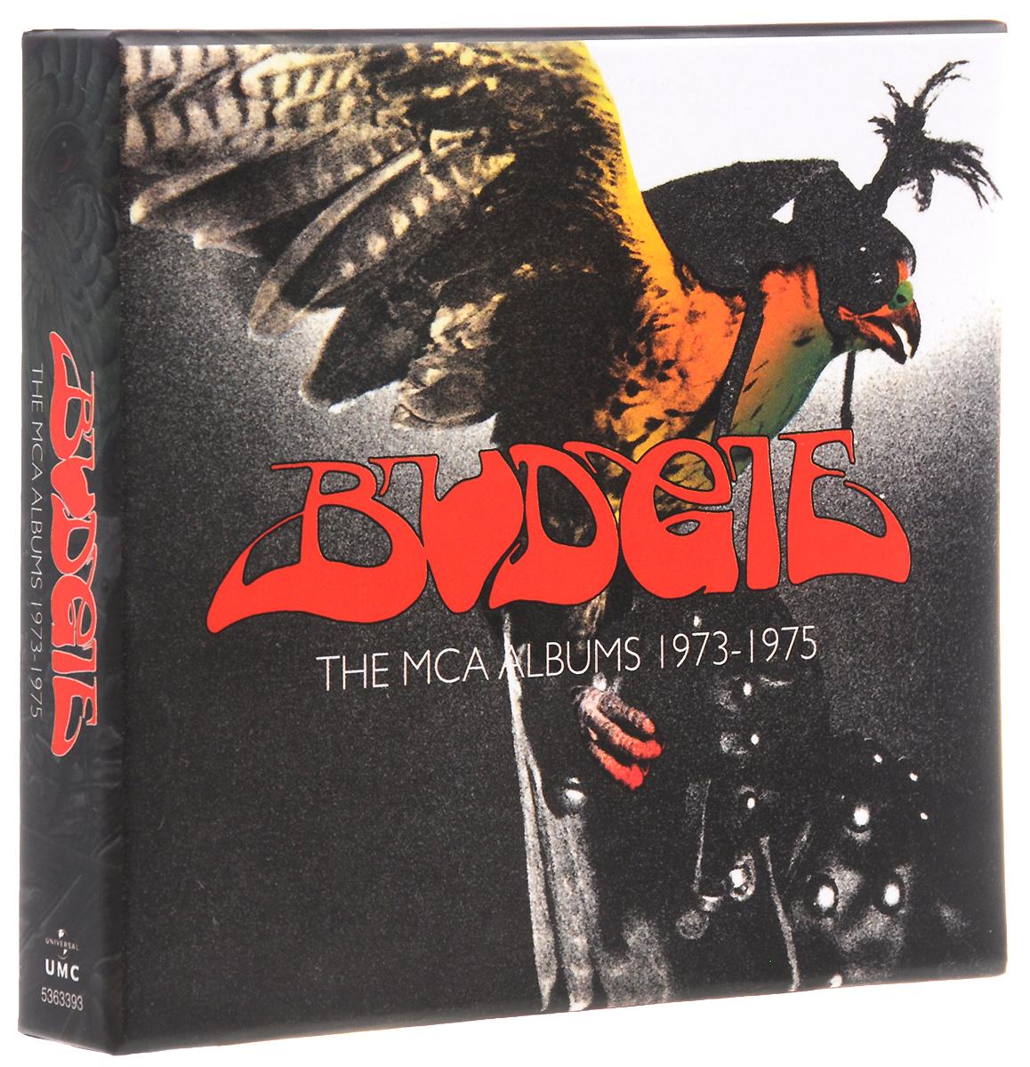 цена на Budgie Budgie. The MCA Albums 1973-1975 (3 CD)