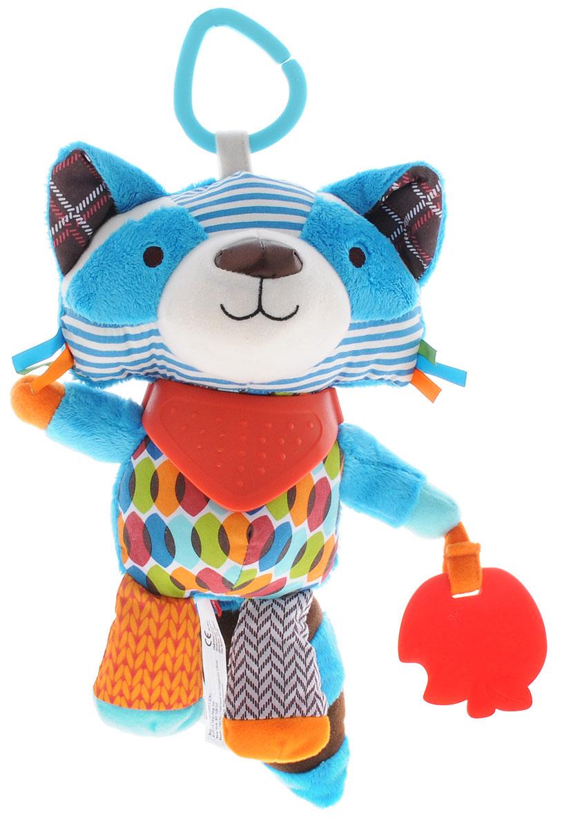 цены на Skip Hop Развивающая игрушка-подвеска Енот  в интернет-магазинах