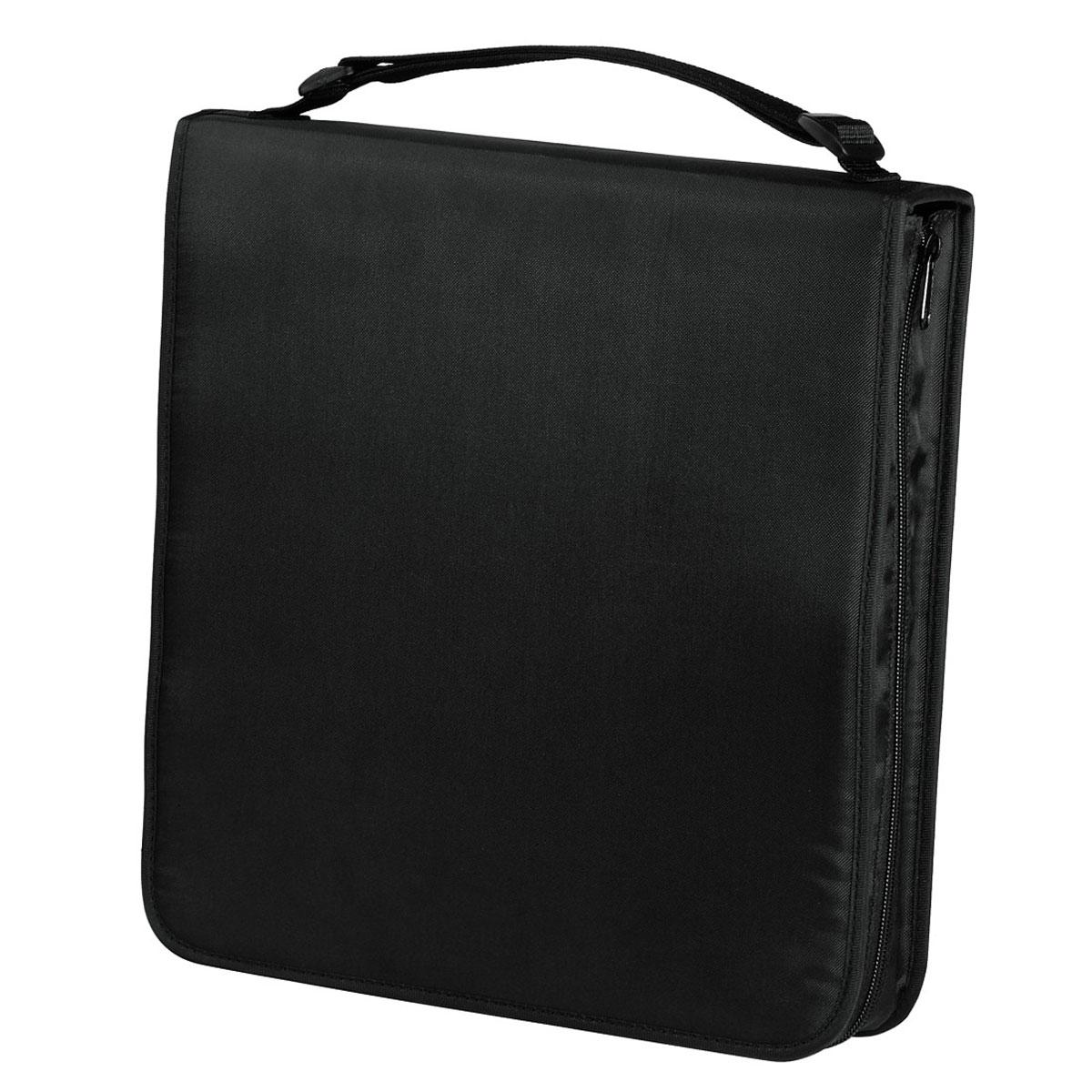 цена на Сумка для для 160 CD Hama H-33834 Nylon, Black
