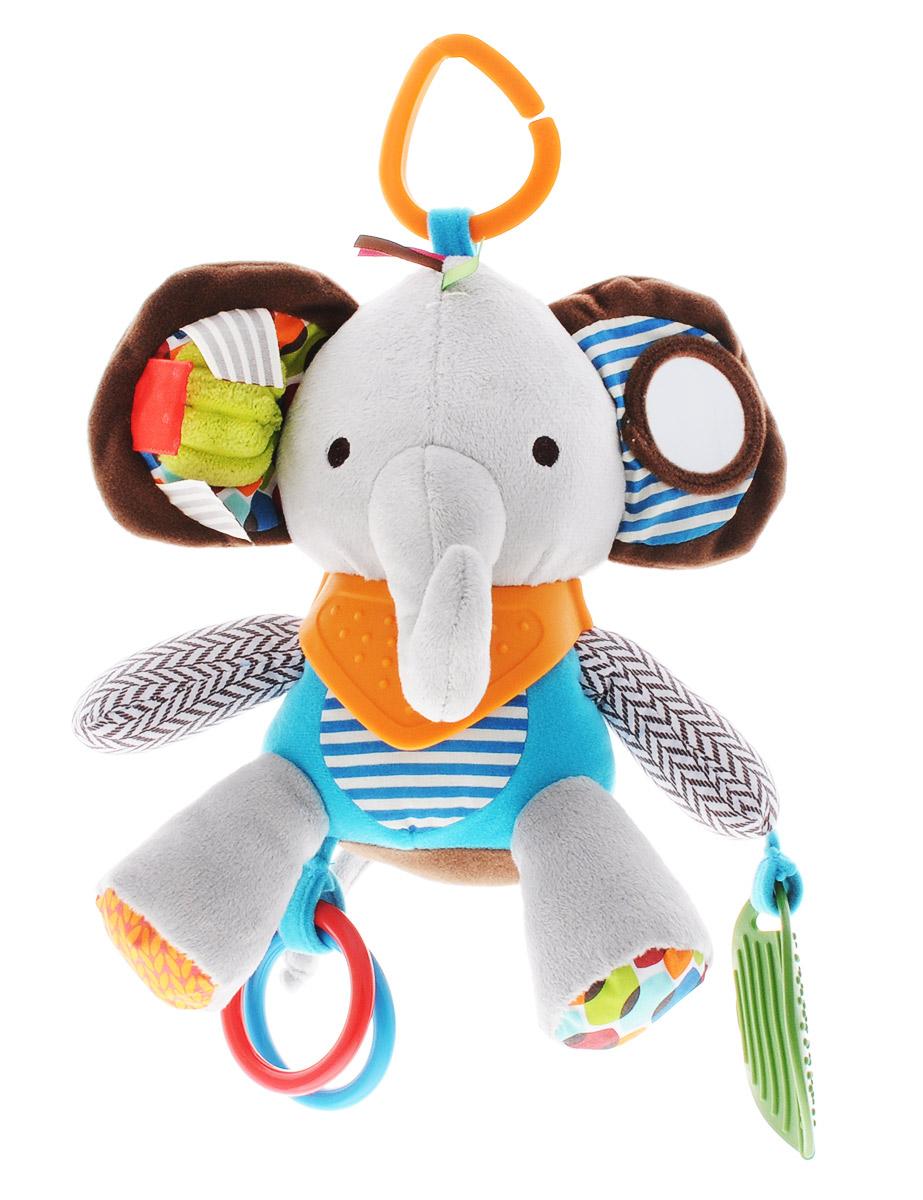 Skip Hop Развивающая игрушка-подвеска на коляску Слон