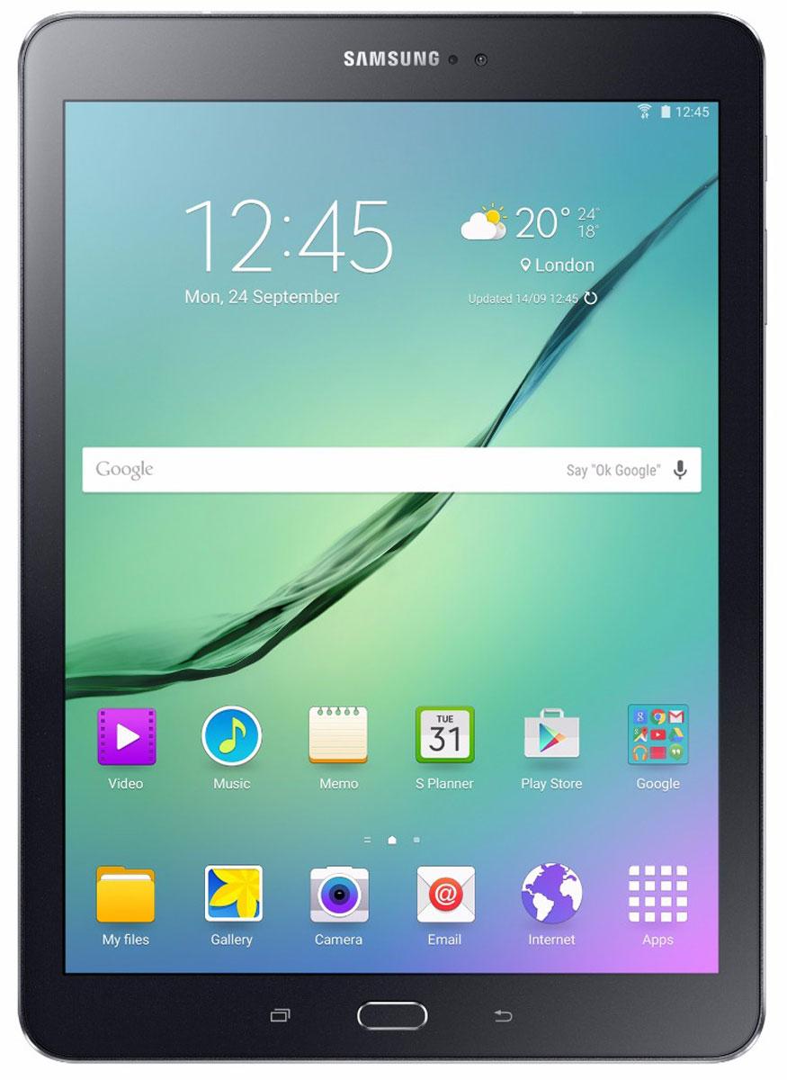 "9.7"" Планшет Samsung Galaxy Tab S2 Wi-Fi + LTE (2016) 32 GB, черный"