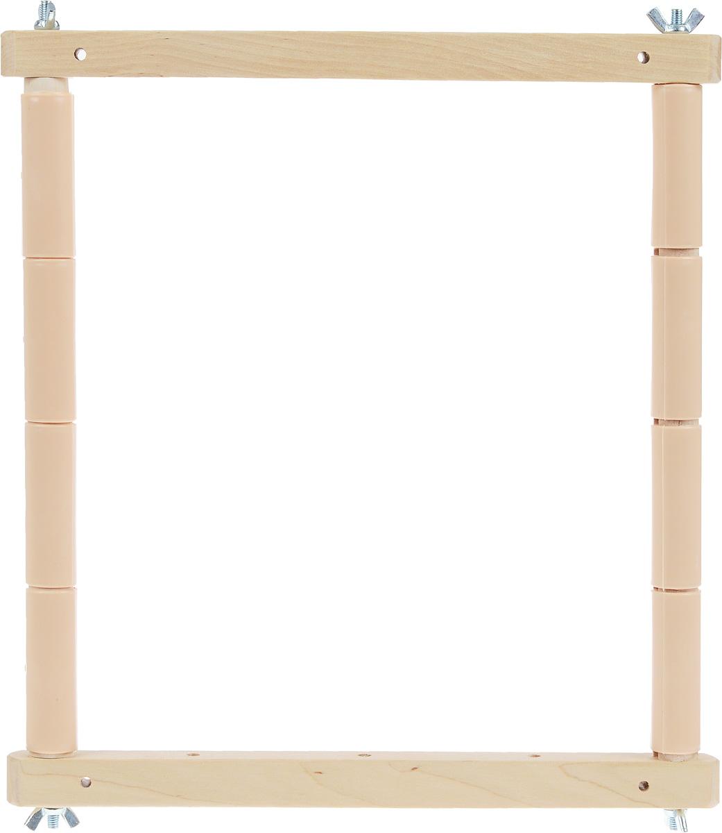 """Пяльцы-рамка Бос """"Лайт"""", с пластиковыми зажимами, 3 размера"""