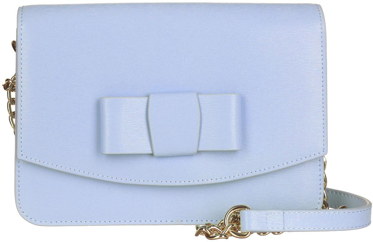 купить Сумка женская Galaday, цвет: голубой. GD4952Q по цене 7852 рублей