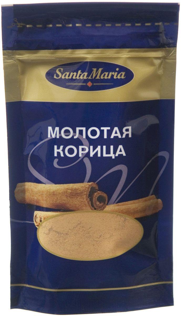 Santa Maria Корица молотая, 17 г santa maria куркума молотая 485 г
