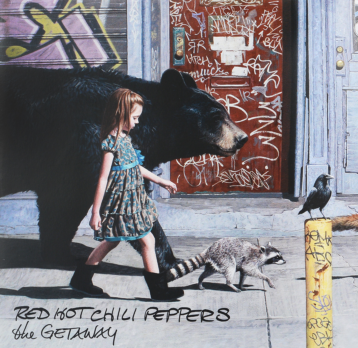 The Red Hot Chili Peppers Red Hot Chili Peppers. The Getaway (2 LP) hot chip hot chip why make sense lp