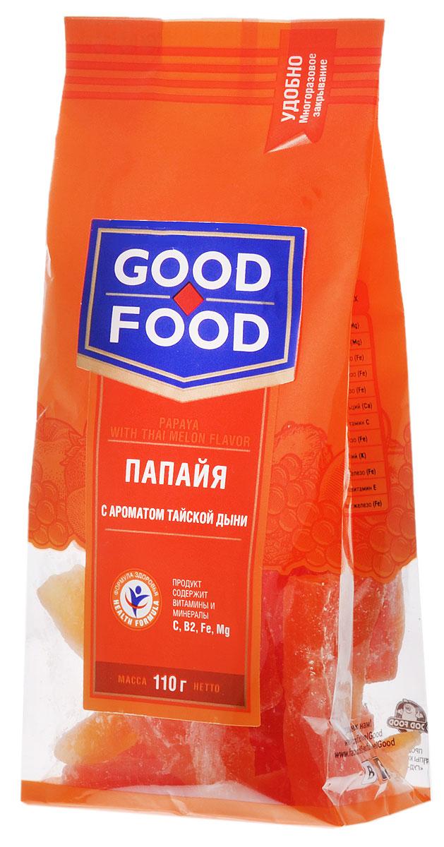 Good Food папайясароматомтайской дыни,110г
