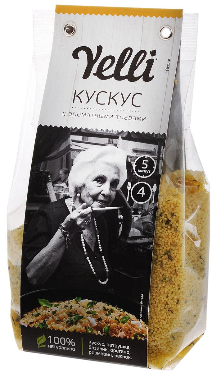 Yelli кускус с ароматными травами, 250 г