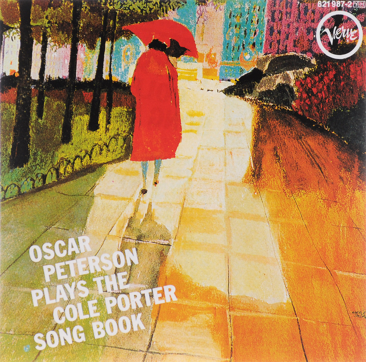 Оскар Питерсон Oscar Peterson Plays. The Cole Porter Song Book оскар питерсон oscar peterson the song books 5 cd