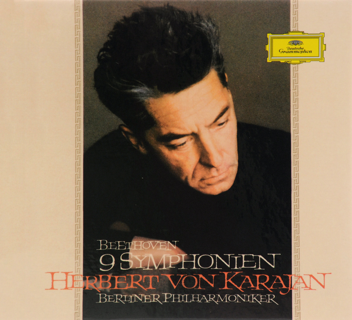 лучшая цена Герберт Караян,Berliner Philharmoniker Herbert Von Karajan, Berliner Philharmoniker. Beethoven. 9 Symphonien